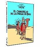Tintin Y El Cangrejo De Las Pinzas De Oro [DVD]