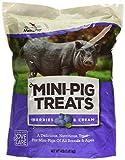 Manna Pro Mini-Pig Treats   Berries & Cream Flavor   4 lb
