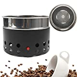 BTDH Electric Coffee Bean Cooler Cooling Household 6200r/min Coffee Bean BakingTool Home Cafe Roasting Quick Cooling 12V with power adapter Long-term preservation of taste and flavor