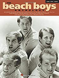 The beach boys anthology piano, voix, guitare