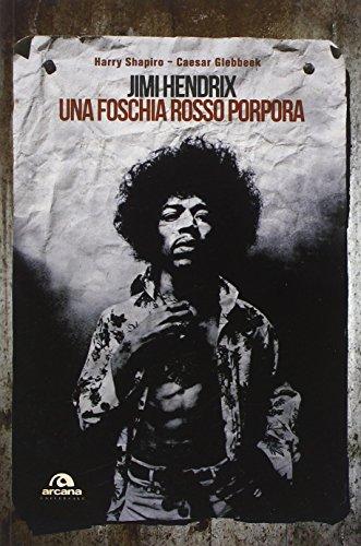 Jimi Hendrix. Una foschia rosso porpora