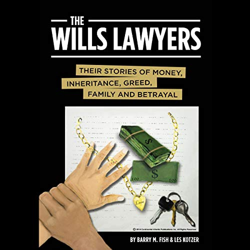 The Wills Lawyers audiobook cover art