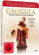 Tinto Brass' Caligula [limited edition steel box 3 Blu-ray disks] [German release, region B PAL format]