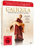 Tinto Brass' Caligula (Limited 3-Disc Blu-Ray Steelbook Edition, Uncut) [3 Blu-rays]