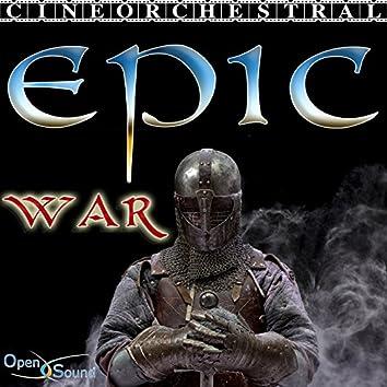 Cineorchestral Epic-War (Music for Movie)