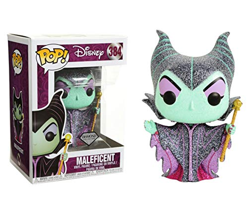 Funko Pop ! Disney Sleeping Beauty - Maleficent Diamond Glitter Pop! Vinyl Exclusive