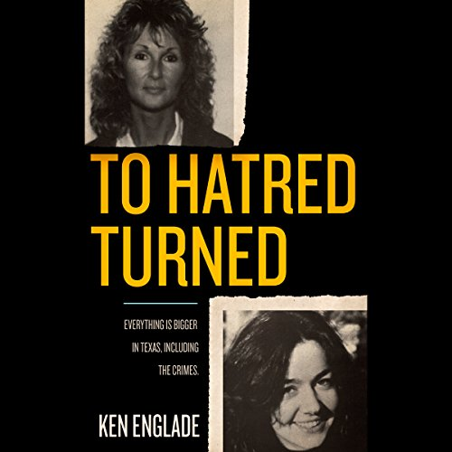 To Hatred Turned audiobook cover art