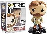 POP!: Star Wars #214 - OBI-Wan Kenobi (Star Wars Smuggler's Bounty Exclusive)