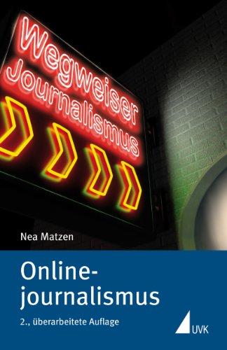 Onlinejournalismus (Wegweiser Journalismus)