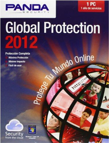 Panda Global Protection 2012 1 licencia