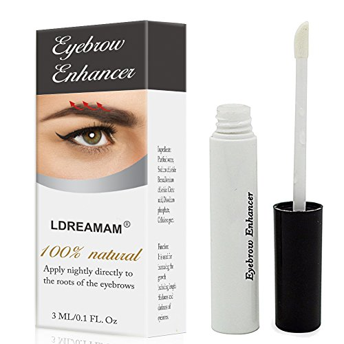 Eyebrow Conditioner,Eyebrow Growth Enhancing Serum,Brow Serum,Boosts Regrowth Prevents Thinning Breakage and Fall Out - Grow Stronger,Fuller,Thicker, Healthier,Shapely Eyebrows