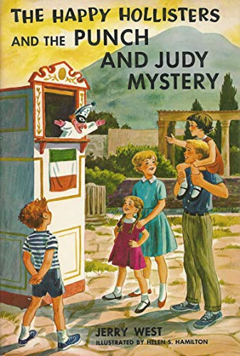 The Happy Hollisters and the Punch and Judy Mystery (Os Hollisters felizes, nº 27)