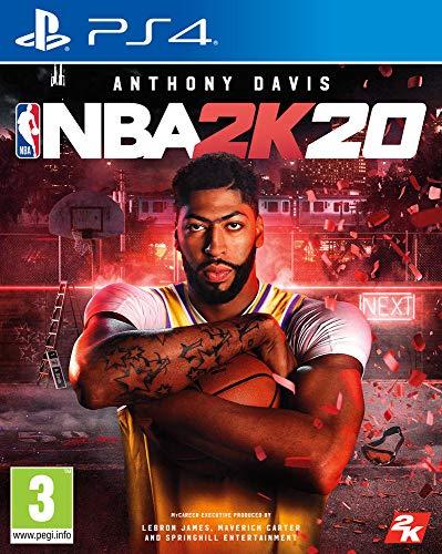 NBA 2K20 (PS4) [playstation_4] (Deutsch, Englisch, Französisch, Italienisch, Spanisch)