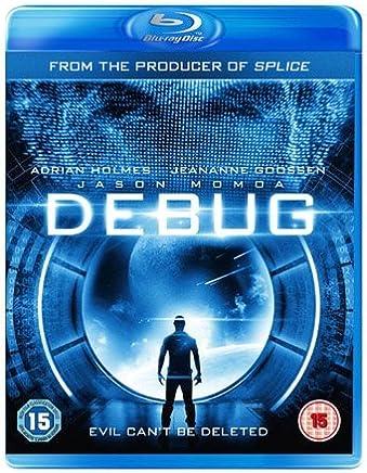 Debug (2014) (Blu-Ray)