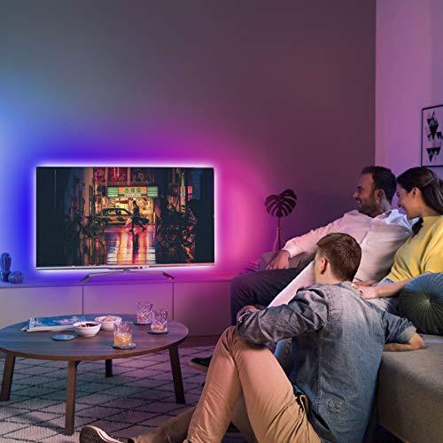 Cozylady LED Lights Strip 65.6FT, Ultra-Long Music LED Strip Lights for Bedroom, Room Decor, Bedroom Decor, Children's Room