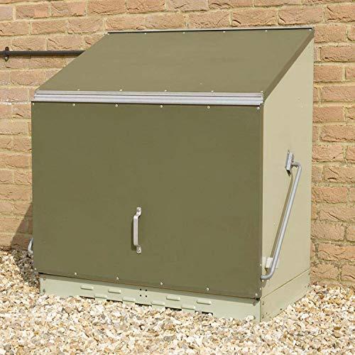 Gartenbox Sentinel aus PVC / Stahl
