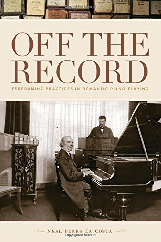 Peres Da Costa, N: Off the Record
