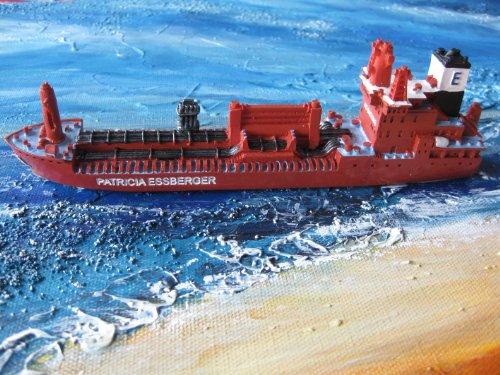 Modèle de navire patricia essberger hobbyFun bateau navire