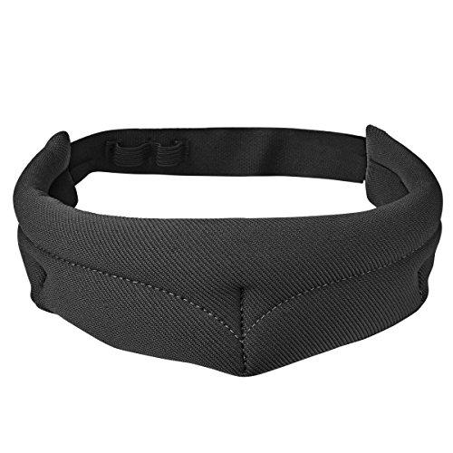Sleep Mask Eyeshade per uomo e donna, 100% oscurante maschera cover Aldhofa leggera e comoda benda per notte di sonno, Travel, nap & meditazione