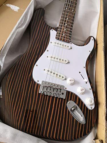 Wuyuana Guitare électrique, micro acoustique, cordes en acier, guitare acoustique, guitare classique, guitare électrique