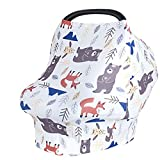 Car Seat Covers for Babies, Nursing...
