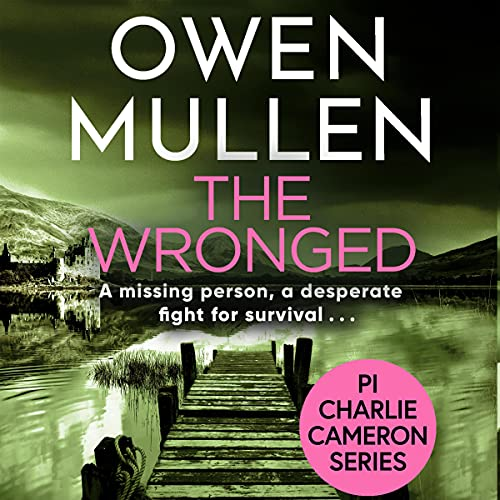 The Wronged cover art