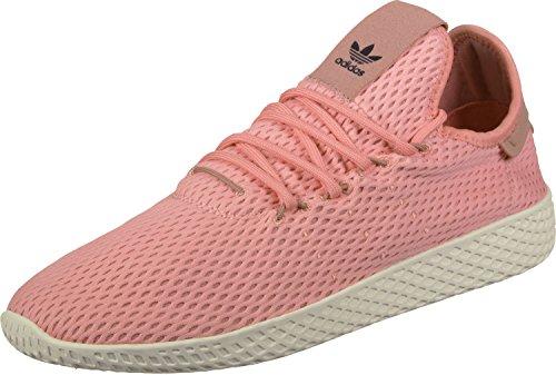 adidas Men's Pw Tennis Hu Fitness Shoes, Pink Rostac Rostac Rosnat, 6.5 UK