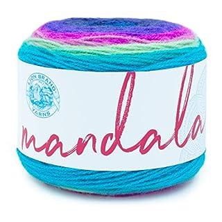 Lion Brand Yarn Mandala yarn, 1-Pack, Troll (B07B9NXVHB)   Amazon price tracker / tracking, Amazon price history charts, Amazon price watches, Amazon price drop alerts