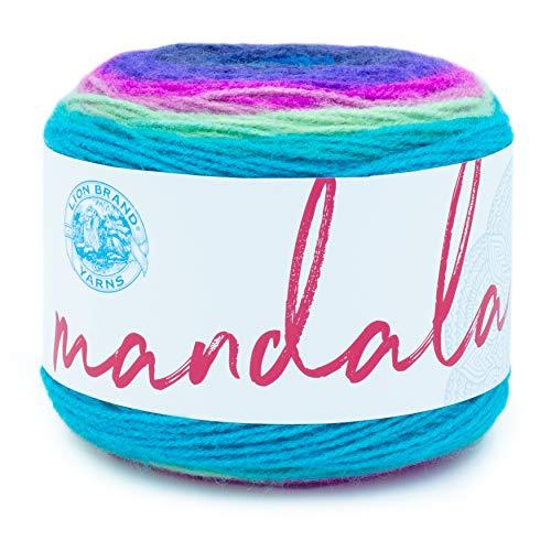 Lion Brand Yarn Mandala Yarn, Troll