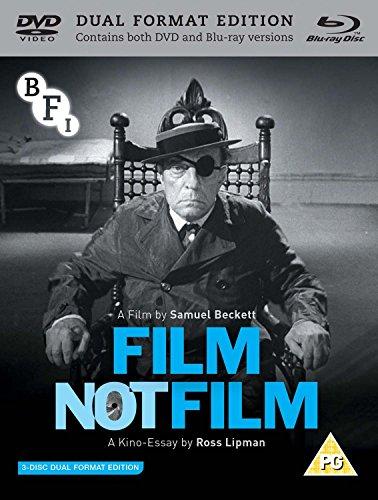 Film / Notfilm (DVD + Blu-ray) [UK Import]