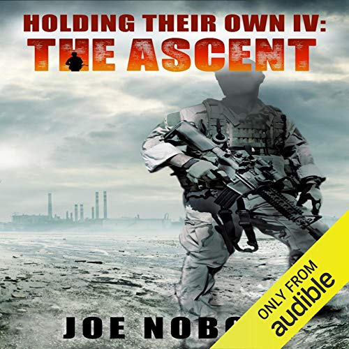 Holding Their Own IV: The Ascent audiobook cover art
