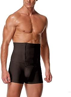 Men Waist Trainer Shorts Girdle Body Shaper Tummy Control Underwear Slimming Belly Girdle Seamless Boxer Briefs
