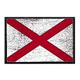 Alabama State Flag...image