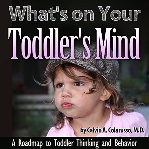 What's on Your Toddler's Mind audiobook cover art
