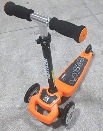 KETTLER Zazzy - Monopattino per bambini, colore: Arancione