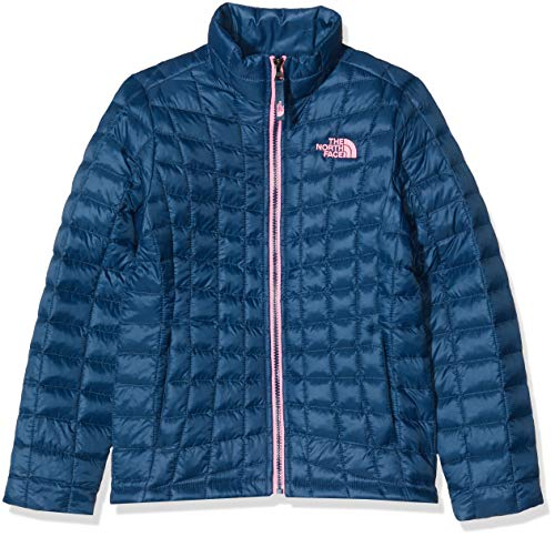 The North Face G Thermoball HD, Piumino Bambina, Blu (Blue Wing Teal), XS