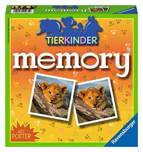 Ravensburger-212750 Juego de Memoria