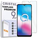 Protector de Pantalla para ALCATEL 3X 2020 - ALCATEL 3X 4CAM, Cristal Vidrio Templado Premium