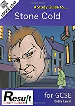 Study Gde To Stone Cold For Gcse