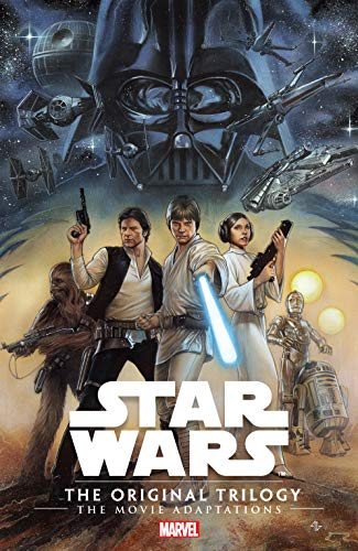 Star Wars: The Original Trilogy - The Movie Adaptations (English Edition)