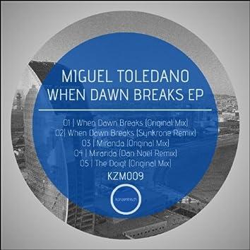 When Dawn Breaks EP