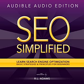 SEO Simplified audiobook cover art