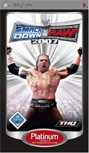 WWE Smackdown vs. Raw 2007 [Platinum]