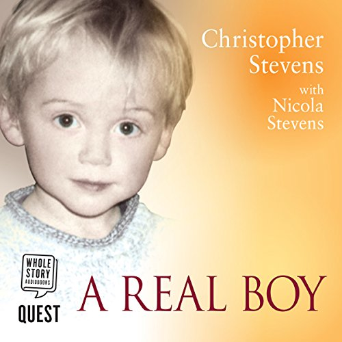 A Real Boy  By  cover art