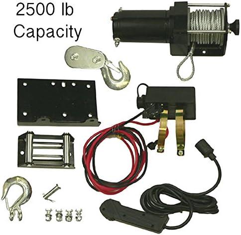 Rareelectrical NEW In stock 2500 Dallas Mall LB COMPLETE COMPATI ASSEMBLY MOTOR WINCH