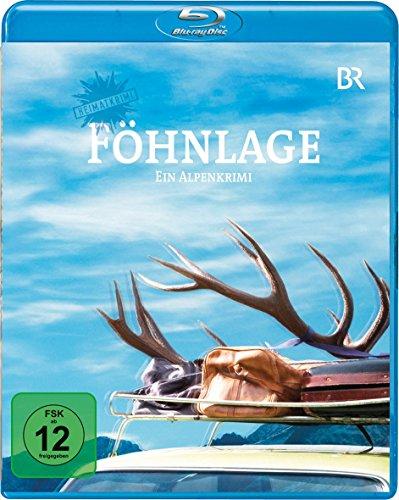 Föhnlage - Ein Alpenkrimi [Blu-ray]