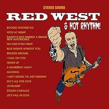 RED WEST & HOT RHYTHM