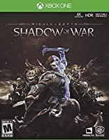Middle-Earth: Shadow Of War (輸入版:北米) - XboxOne