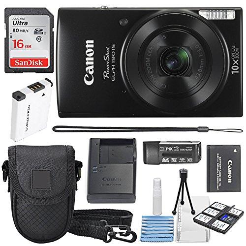 Image of Canon PowerShot ELPH 190 IS...: Bestviewsreviews