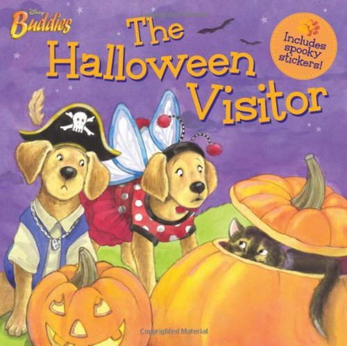 Disney Buddies: The Halloween Visitor by Michelle Smith (23-Jul-2013)...